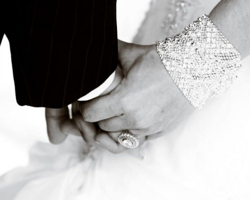 Real Wedding Pictures - The Ring!
