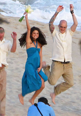 Celebrity Bridesmaids: Selena Gomez