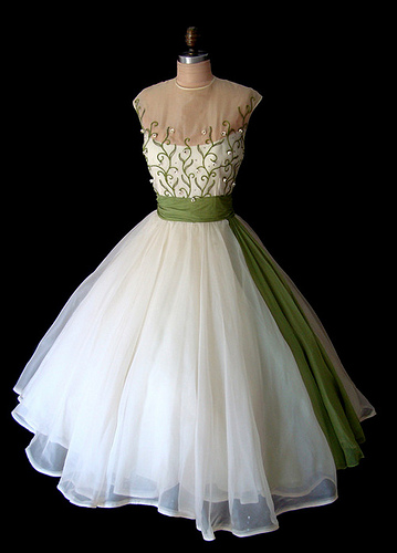 short wedding dress pictures - eco-chic