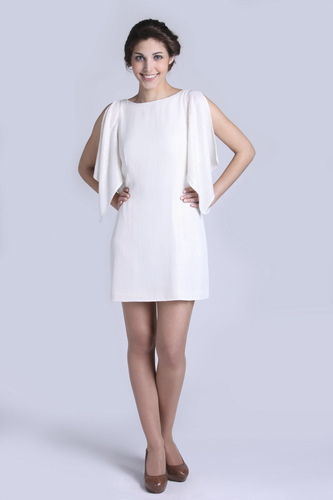 short wedding dress pictures - tunic