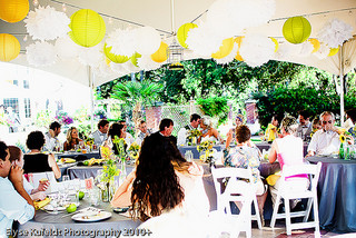 wedding reception format