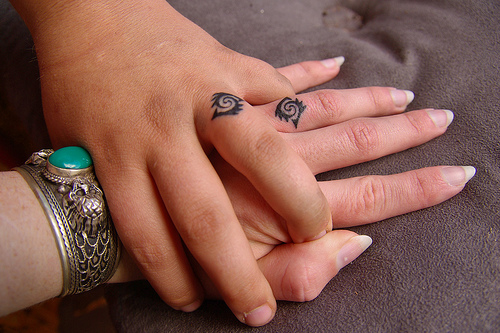tattoo wedding ring design
