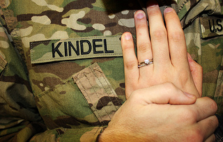 Military Wedding Vows